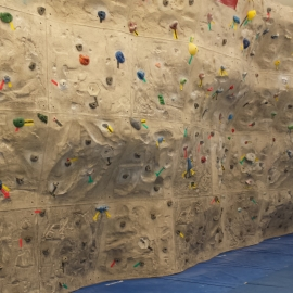 Lillooet Climbing Gym
