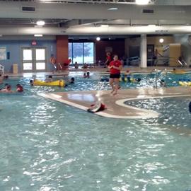 Brennan Park Aquatic Centre public swim