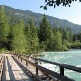 Whistler to Brandywine Falls