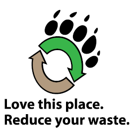 Love this place. Reduce your waste.