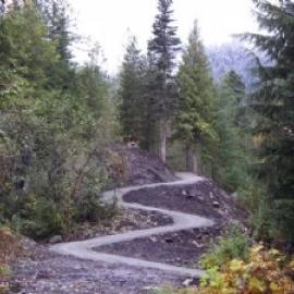 Brandywine Falls to Squamish