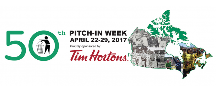 Pitch in Week Canada Celebrates 50 years