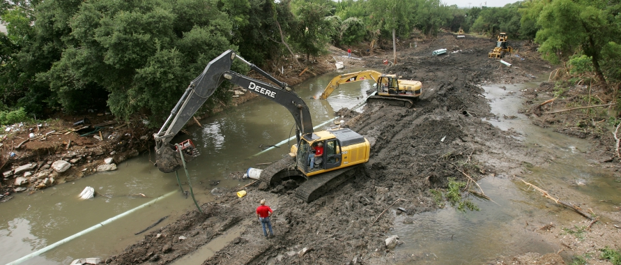 Flood Recovery