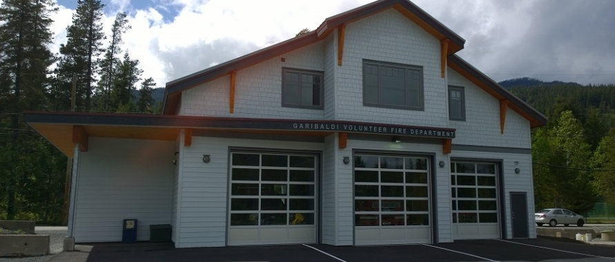 Garibaldi Fire Hall