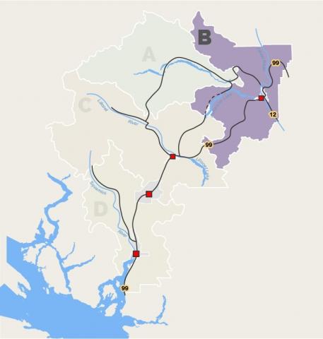 Electoral Area B
