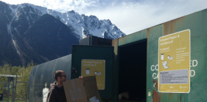 SLRD Recycling & Waste Centres