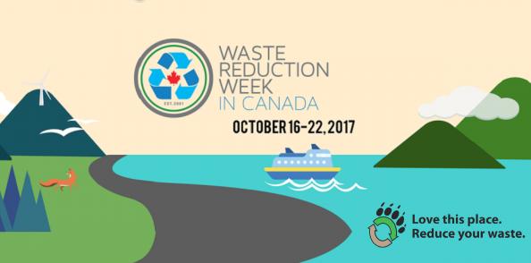 SLRD Waste Reduction week